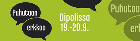 Opintopäivät syksyllä 2020 Espoon Dipolissa